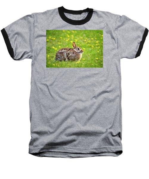 Bunny Rabbit Baseball T-Shirt