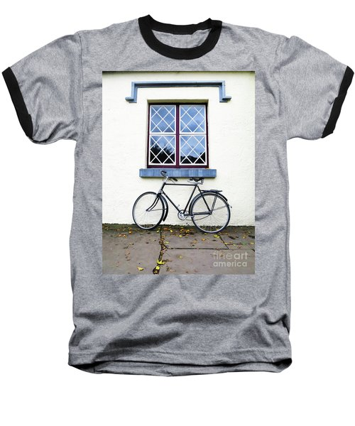 Bunratty Bike Baseball T-Shirt