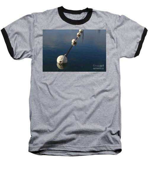 Buoys In Aligtnment Baseball T-Shirt