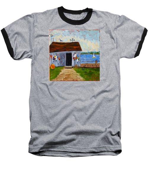 Buoys Will Be Buoys Baseball T-Shirt
