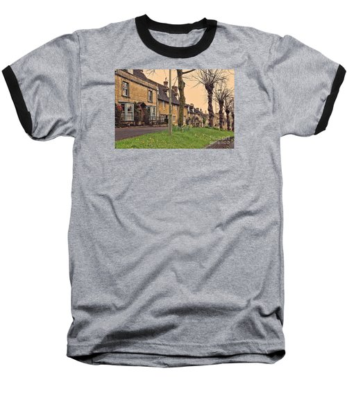 Burford Cotswolds Baseball T-Shirt