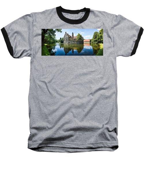 Burg Vischering Baseball T-Shirt