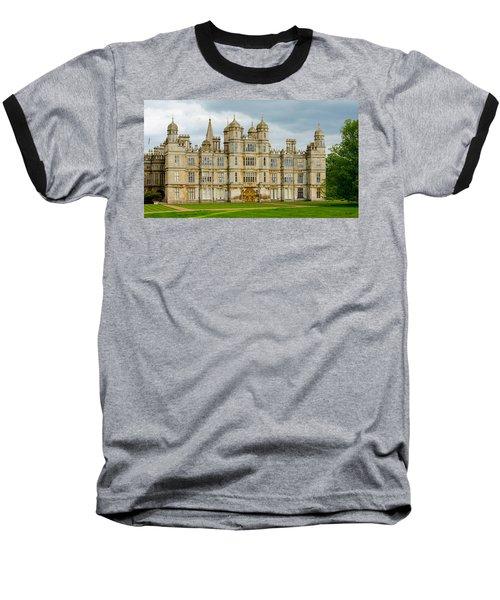 Burghley House Baseball T-Shirt