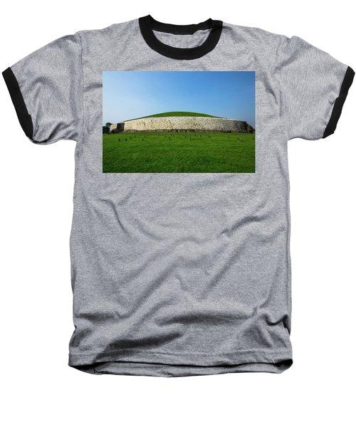 Burial Mound Baseball T-Shirt