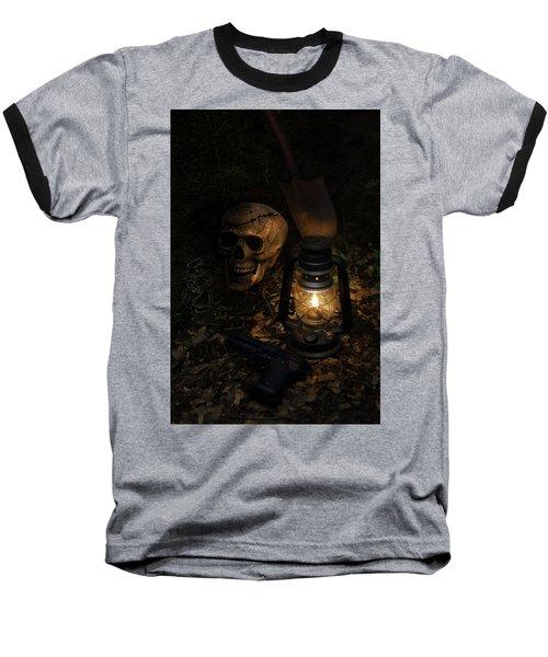 Buried Baseball T-Shirt