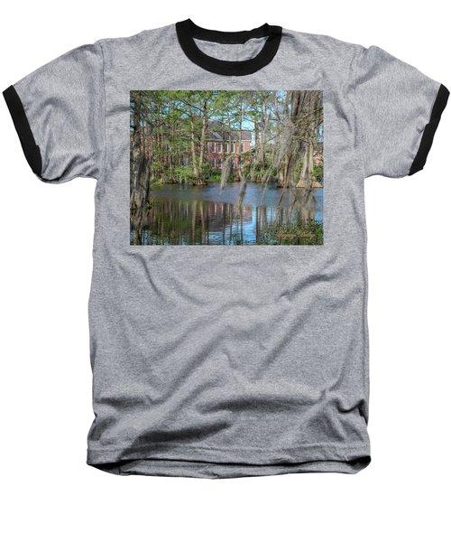 Burke Hall Cypress Lake Baseball T-Shirt by Gregory Daley  PPSA