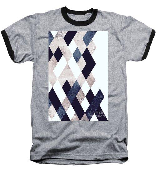 Burlesque Texture Baseball T-Shirt