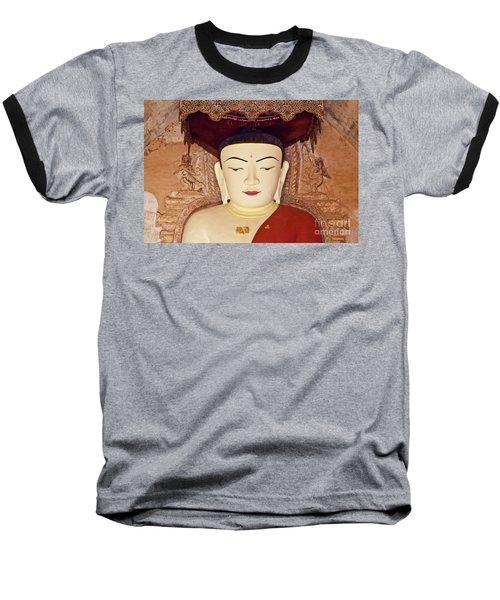 Burma_d2085 Baseball T-Shirt by Craig Lovell