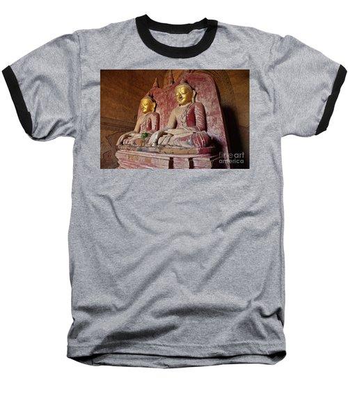 Baseball T-Shirt featuring the photograph Burma_d2104 by Craig Lovell