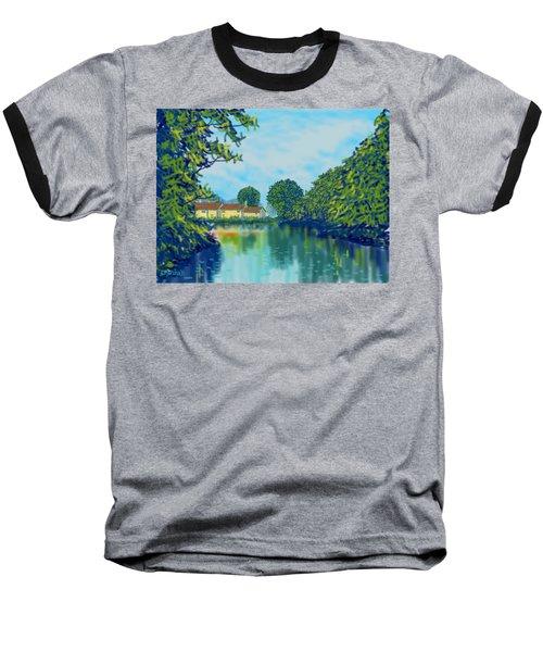 Burnby Hall Baseball T-Shirt