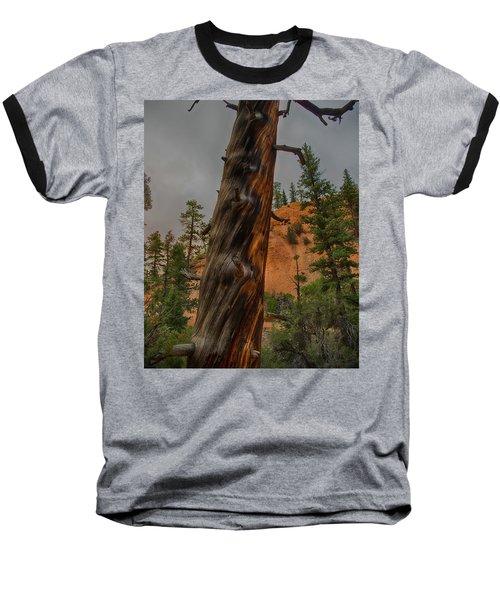 Burned Baseball T-Shirt