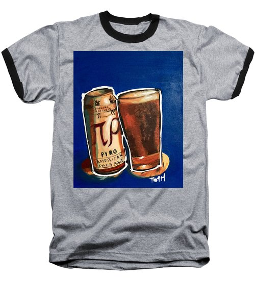 Burning Brothers Baseball T-Shirt
