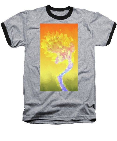 Burning Desire Baseball T-Shirt