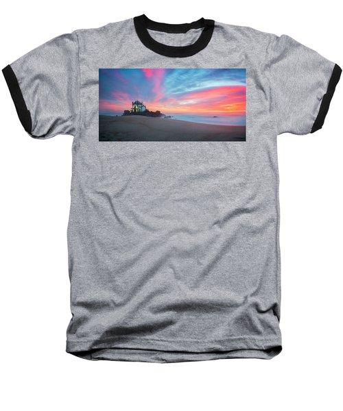 Burning Sky V3 Baseball T-Shirt