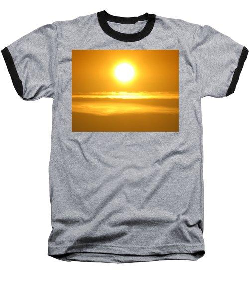 Burning Soul Baseball T-Shirt