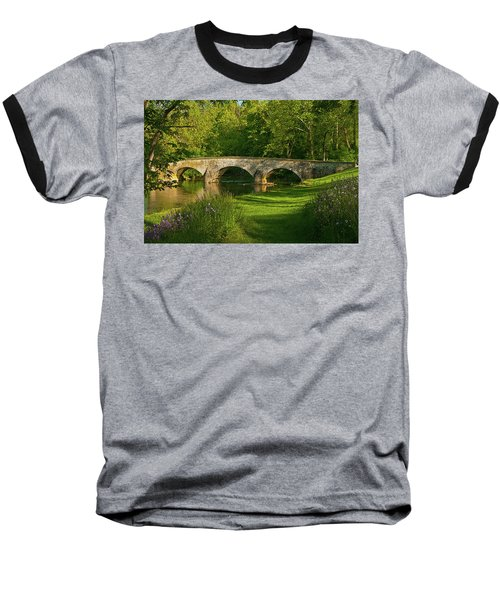Burnside Bridge Baseball T-Shirt