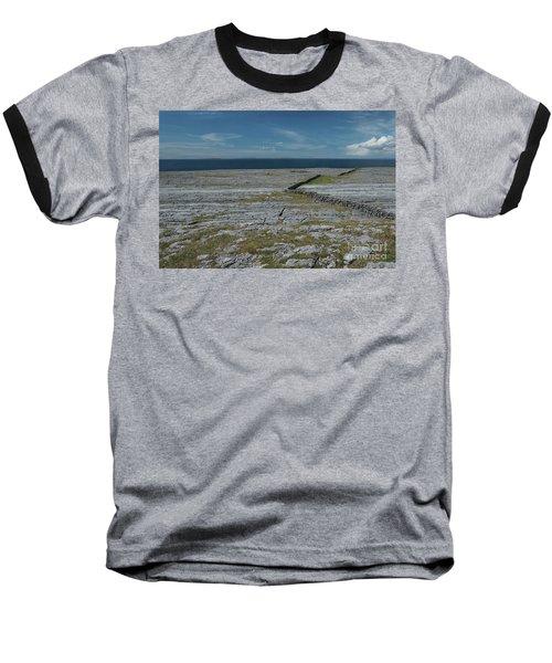 Burren Collection Baseball T-Shirt
