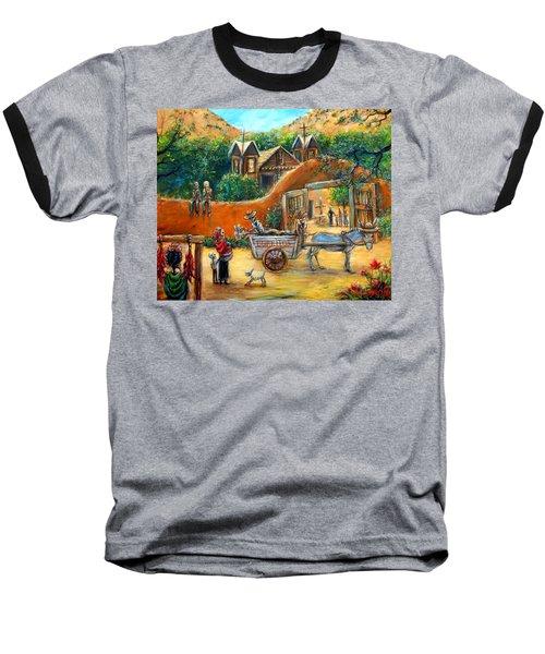 Burritos Baseball T-Shirt