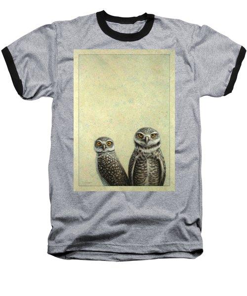 Burrowing Owls Baseball T-Shirt