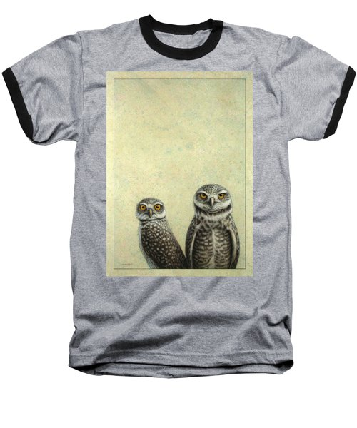 Burrowing Owls Baseball T-Shirt