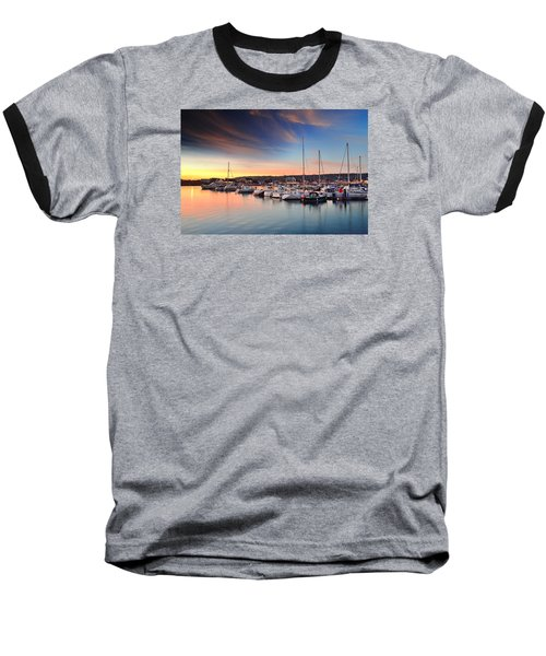 Burry Port 2 Baseball T-Shirt