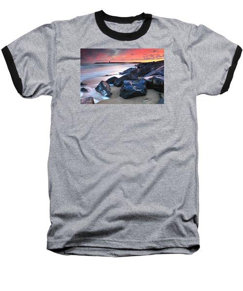 Burry Port 3 Baseball T-Shirt