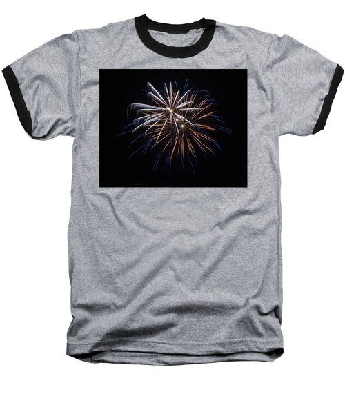 Baseball T-Shirt featuring the photograph Burst Of Elegance by Bill Pevlor