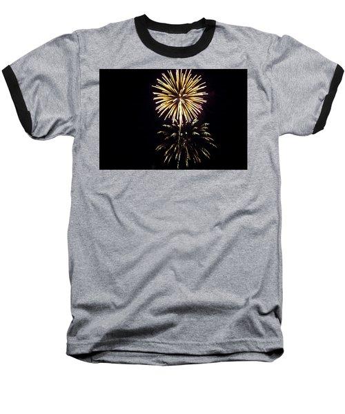 Baseball T-Shirt featuring the photograph Burst by Tara Lynn
