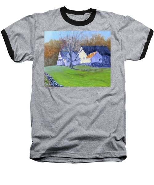 Burton Farm Baseball T-Shirt