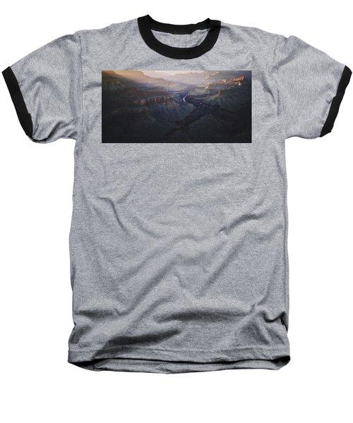Bury Me At The Heart Of The River Baseball T-Shirt