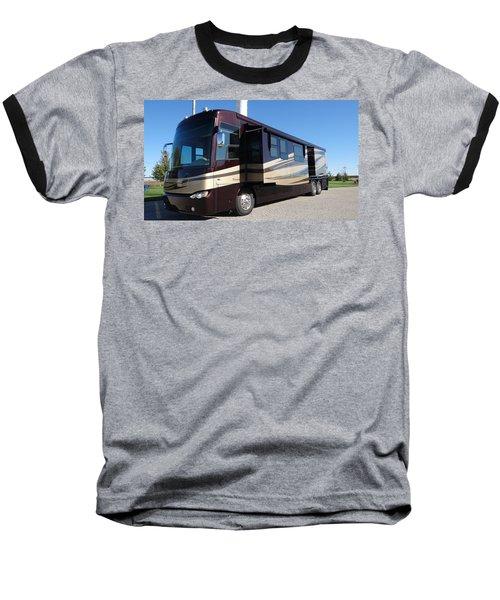 Bus Baseball T-Shirt