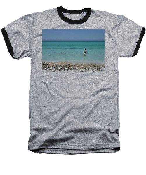 Buscando La Carnada Baseball T-Shirt
