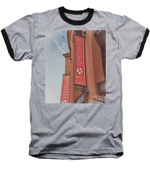 Busch Stadium - Cardinals Baseball Baseball T-Shirt