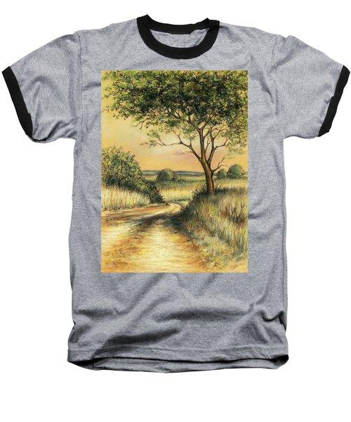 Bushveld Baseball T-Shirt by Heidi Kriel