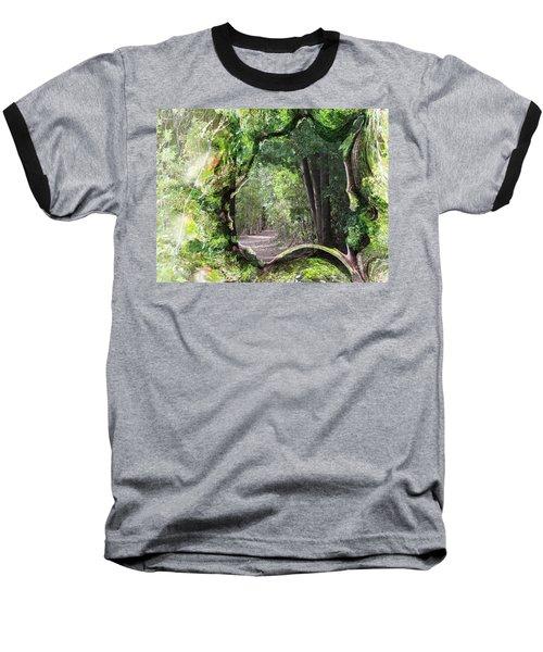 Bushwalk Baseball T-Shirt