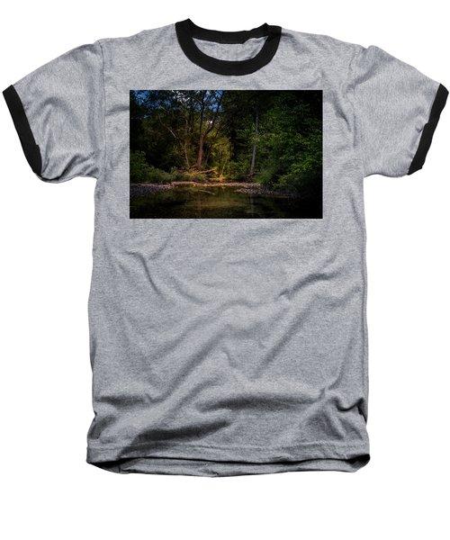 Busiek State Forest Baseball T-Shirt