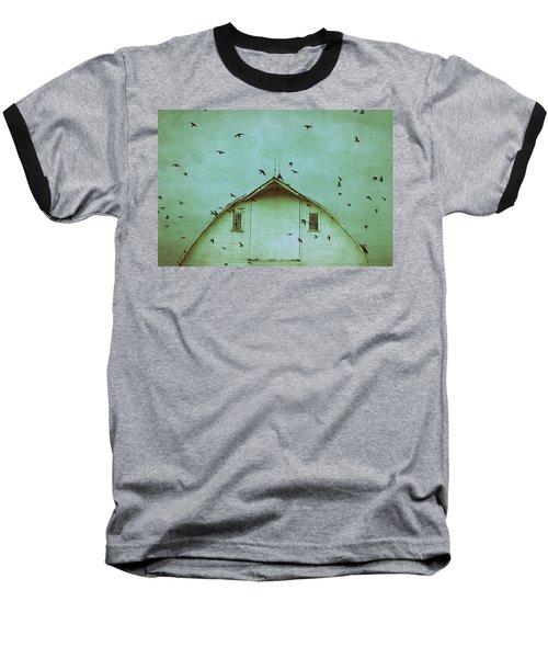 Busy Barn Baseball T-Shirt