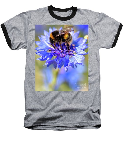 Busy Little Bee Baseball T-Shirt