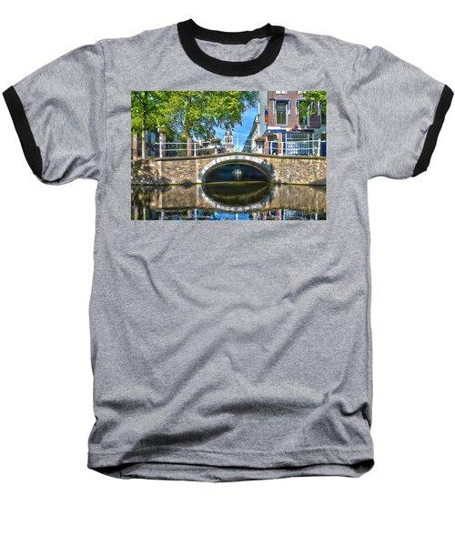 Butter Bridge Delft Baseball T-Shirt