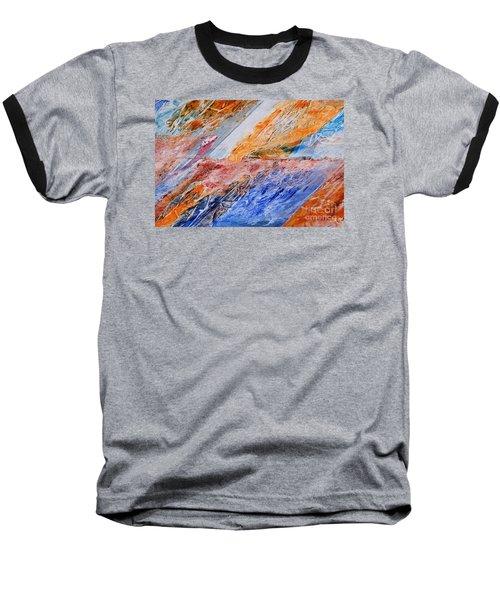Butter-flight Baseball T-Shirt