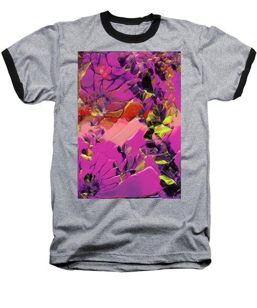 Butterflies #2 Baseball T-Shirt