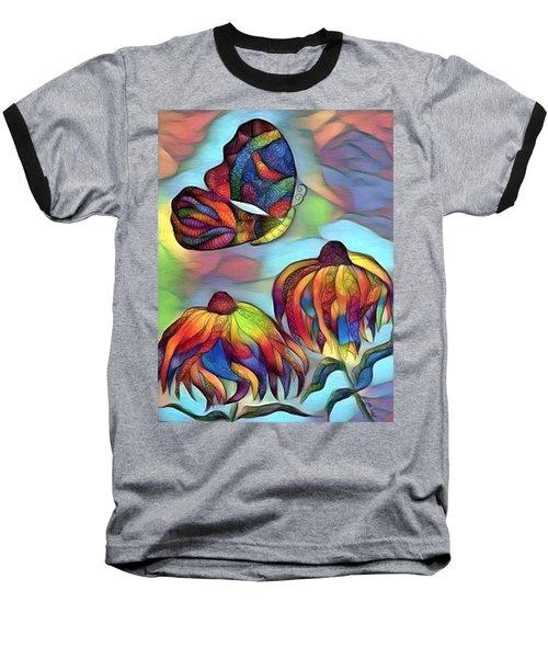 Butterflies For Children 1 Baseball T-Shirt