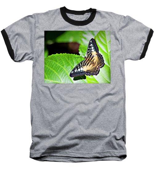 Butterfly 13a Baseball T-Shirt