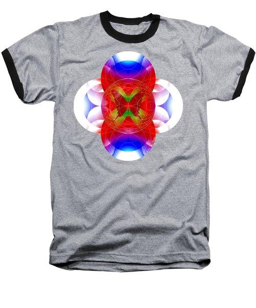 Butterfly Effect Baseball T-Shirt