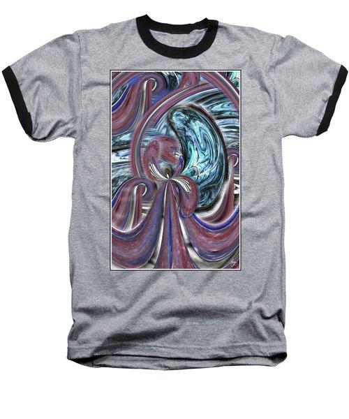 The Butterfly Effect Baseball T-Shirt
