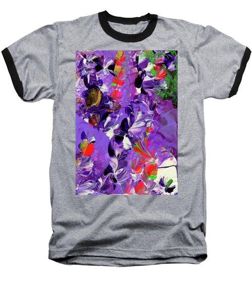 Butterfly Island Treasures Baseball T-Shirt