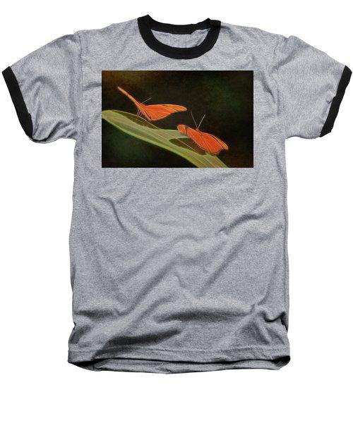Butterfly Love 1a Baseball T-Shirt