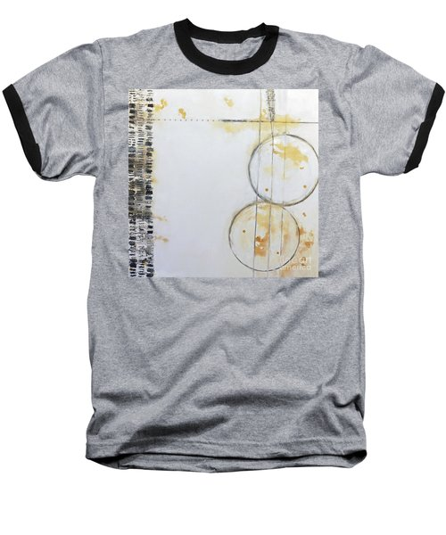Butterfly Tracks Baseball T-Shirt