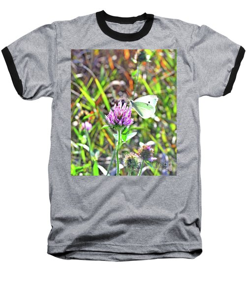 Butterfly2 Baseball T-Shirt