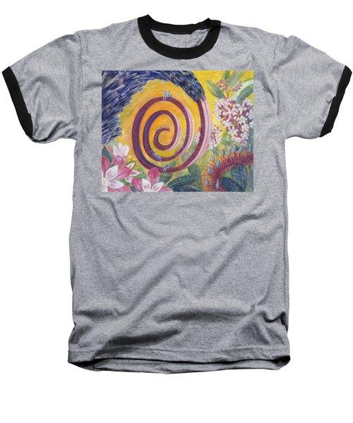 Butterfly's 'tongue' Baseball T-Shirt